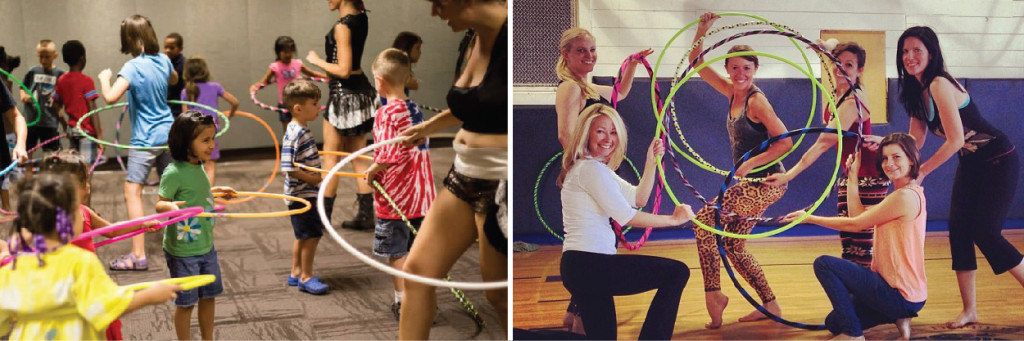Hula Hoop Classes in Phoenix, AZ
