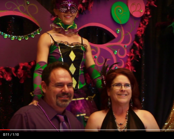 CLICK TO WATCH: Mardi Gras Entertainment
