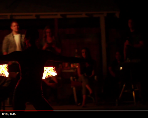 CLICK TO WATCH: LED Poi